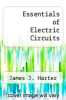cover of Essentials of Electric Circuits