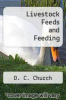 cover of Livestock Feeds and Feeding (2nd edition)