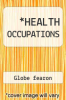 cover of Health Occupations