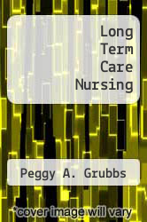 Cover of Long Term Care Nursing  (ISBN 978-0835949552)