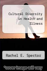 Cover of Cultural Diversity in Health and Illness EDITIONDESC (ISBN 978-0838513941)