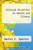 cover of Cultural Diversity in Health and Illness (2nd edition)