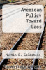 cover of American Policy Toward Laos