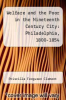 cover of Welfare and the Poor in the Nineteenth Century City: Philadelphia, 1800-1854