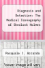 cover of Diagnosis and Detection: The Medical Iconography of Sherlock Holmes