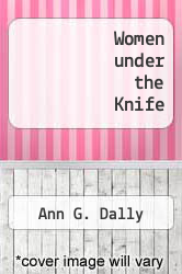 Cover of Women under the Knife  (ISBN 978-0840033925)