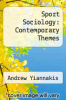 cover of Sport Sociology: Contemporary Themes