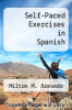 cover of Self-Paced Exercises in Spanish