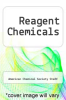cover of Reagent Chemicals (6th edition)