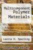 cover of Multicomponent Polymer Materials
