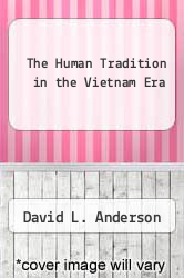 Cover of The Human Tradition in the Vietnam Era EDITIONDESC (ISBN 978-0842027625)