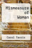 cover of Mismeasure of Woman