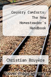 Cover of Country Comforts: The New Homesteader