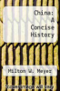 cover of China: A Concise History (2nd edition)