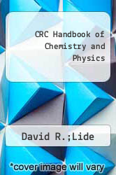 Cover of CRC Handbook of Chemistry and Physics 66 (ISBN 978-0849304668)