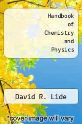 Cover of Handbook of Chemistry and Physics 72 (ISBN 978-0849305658)