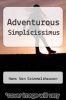 cover of Adventurous Simplicissimus