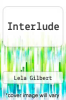 cover of Interlude