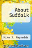 cover of About Suffolk