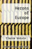 cover of Herons of Europe