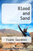 cover of Blood and Sand