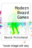 cover of Modern Board Games