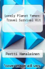 cover of Lonely Planet Yemen: Travel Survival Kit (2nd edition)