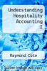 cover of Understanding Hospitality Accounting I (2nd edition)