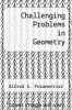 cover of Challenging Problems in Geometry