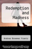 cover of Redemption and Madness