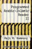 cover of Programmed Arabic-Islamic Reader II