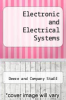 cover of Electronic and Electrical Systems (7th edition)