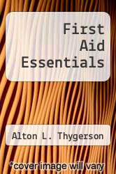 Cover of First Aid Essentials 1 (ISBN 978-0867201161)