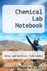 cover of Chemical Lab Notebook
