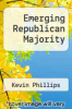 cover of Emerging Republican Majority
