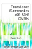 cover of Transistor Electronics >OE-SAME COVER<