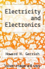 cover of Electricity and Electronics ( edition)