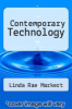 cover of Contemporary Technology