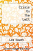 cover of Crisis On The Left