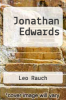 cover of Jonathan Edwards