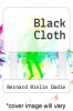 cover of Black Cloth