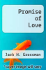 cover of Promise of Love