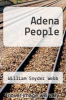 cover of Adena People