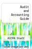 cover of Audit and Accounting Guide