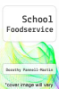 cover of School Foodservice