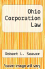 cover of Ohio Corporation Law
