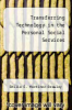 cover of Transferring Technology in the Personal Social Services