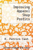 cover of Improving Apparel Shop Profits