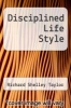 cover of Disciplined Life Style