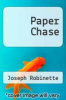 cover of Paper Chase